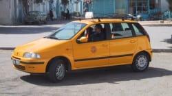 Les conducteurs de taxis menacent d'une grève ouverte après la mort de leur collègue dans un
