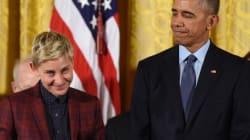 Όταν η Ellen DeGeneres έκανε τον Obama να χάσει τα λόγια του από τη
