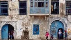 Palais Hammam Lif, avant/après: La chronique d'une gloire puis d'une
