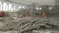 Δεκάδες νεκροί από την κατάρρευση πλατφόρμας σε σταθμό παραγωγής ενέργειας στην