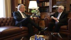 «Η συμφωνία της Τουρκίας με την ΕΕ για το προσφυγικό πρέπει να τηρηθεί στο ακέραιο» τονίζουν Παυλόπουλος και