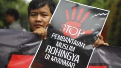 Persécution de la minorité musulmane des Rohingyas en Birmanie: un