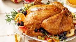 Les people américains célèbrent Thanksgiving sur les réseaux