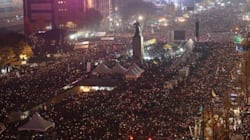 Corée du Sud: nouvelle manifestation monstre contre la