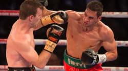 Le boxeur marocain Ahmed El Mousaoui, étoile montante des poids