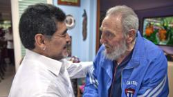 Τα συλλυπητήρια για τον Κάστρο συνεχίζονται: Ο «δεύτερος πατέρας» του Ντιέγκο Μαραντόνα και η θλίψη του Τζάστιν