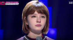 박진영의 심사평에 샤넌이 눈물 흘릴 수 밖에 없었던