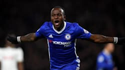 If Victor Moses Is The Answer, What Was The