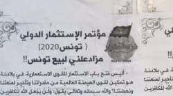 Pour le Parti Ettahrir, la conférence Tunisia 2020 est
