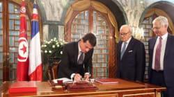 Tunisia 2020 - Manuel Valls est arrivé à Tunis: