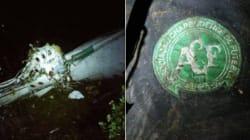 Le crash d'un avion transportant des footballeurs brésiliens en Colombie fait 76