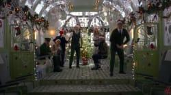 Pour Noël, H&M s'offre un court-métrage de Wes Anderson avec Adrien