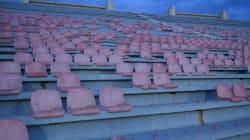 Le stade Mohammed V à Casablanca ne ressemble plus à