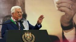 Abbas réélu à la tête du