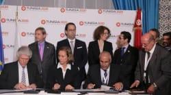 Tunisia 2020: Une trentaine de conventions et d'accords signés avec différents