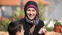 Résistance sans violence 1/2: Rencontre avec la Palestinienne Hanan Alhroub élue Meilleure Enseignante du