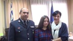12χρονη μαθήτρια στις Σέρρες βρήκε πορτοφόλι με 3.380 ευρώ και το παρέδωσε στην
