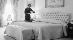 Πώς άλλαξε η κύρια κρεβατοκάμαρα του Λευκού Οίκου από πρόεδρο σε