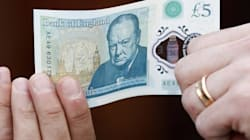 I'm Donating Every £5 Note I Receive To The Vegetarian