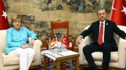 Επικοινωνία Ερντογάν με Μέρκελ για προσφυγικό και