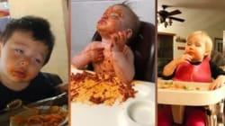 Dormir ou manger, ces bébés n'arrivent pas à