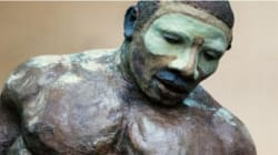 Le sculpteur Ousmane Sow est