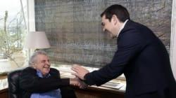 Μίκης Θεοδωράκης κατά Τσίπρα: Σε παραδέχομαι γιατί είσαι μάγκας. Κάνεις ό,τι θέλεις χωρίς να λογαριάσεις