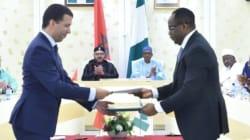 Le projet de gazoduc régional officiellement lancé par le roi Mohammed VI et le président