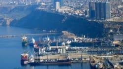 Port d'Oran : décès de deux ouvriers suite à la chute d'une passerelle de