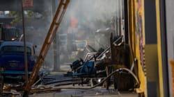 Δεκάδες νεκροί από πυρκαγιά σε αποθήκη στο