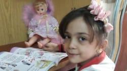 Μετά από μακρά σιγή το Twitter της 7χρονης από το Χαλέπι «μίλησε»