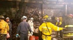 ΗΠΑ: Στους 36 οι νεκροί από την πυρκαγιά σε αποθήκη στο