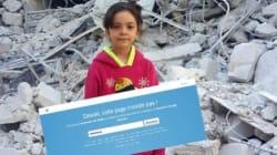 Le compte Twitter de Bana Alabed, qui partageait son quotidien à Alep, a été