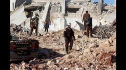 L'armée syrienne prend le contrôle de la totalité de la Vieille ville