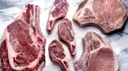 Une tonne et 630 kg de viande rouge avariée saisie dans une école privée à