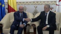 Le rapatriement d'Algériens en situation irrégulière se fait en
