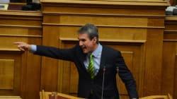 Λοβέρδος: «Υπάρχει θέμα διαφθοράς. Η Ελλάδα μετατρέπεται σε καζίνο και η κυβέρνηση