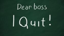 Ένας ειδικός απαντά πότε πρέπει να παραιτηθούμε από τη δουλειά μας και πως να επιλέξουμε την