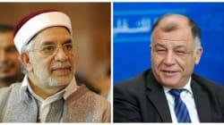 Baromètre politique décembre 2016: Néji Jalloul et Abdelfattah Mourou au