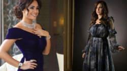 Ce qu'ont porté les stars tunisiennes au Dubai International Film