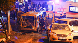 Εκρήξεις κοντά στην πλατεία Ταξίμ στην