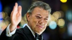 반군과 평화협정을 체결한 콜롬비아 대통령이 노벨평화상을