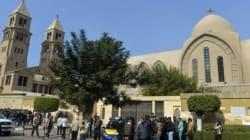 Un attentat à la bombe dans une église du Caire en Égypte fait des dizaines de