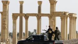 IS가 9개월 만에 '팔미라'를