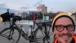 JM 2021 d'Oran: le cycliste Chouarfia entame la phase retour de son