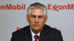 트럼프가 국무장관으로 석유회사 CEO를