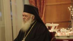 «Ψυχραιμία, είμαστε μεταξύ πολλών ανθρώπων που μας ζηλεύουνε» δηλώνει ο Αρχιεπίσκοπος για τις τουρκικές