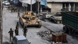 Ο στρατός έχει πλέον τον έλεγχο όλων των περιοχών που εγκατέλειψαν οι αντάρτες στο