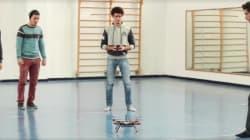 Tunisie: Quand de jeunes lycéens fabriquent un quadricoptère