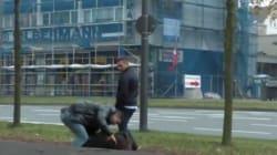 Aυτό το βίντεο δείχνει πώς αντιδρούν οι Γερμανοί όταν μία γυναίκα πέφτει θύμα